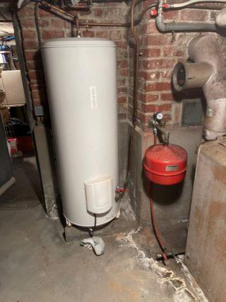 Exemple de pose de pompe à chaleur