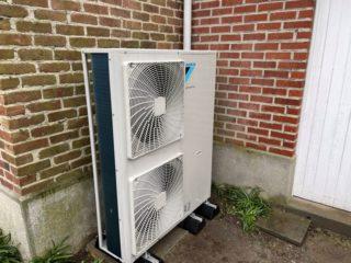 Exemple de remplacement de chaudière